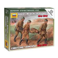 упаковка игры Советские санитары 1941-1942 1:72