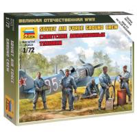 упаковка игры Советские авиатехники 1:72