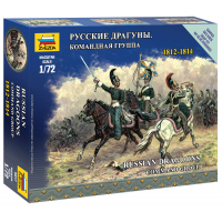 упаковка игры Русские драгуны 1812-1814 1:72