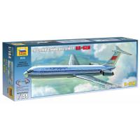 упаковка игры Пассажирский авиалайнер Ил-62М 1:144