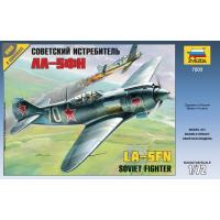 упаковка игры Истребитель Ла-5ФН 1:72