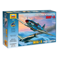 упаковка игры Истребитель МИГ-3 1:72