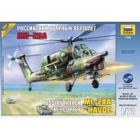 упаковка игры Вертолет Ми-28А 1:72
