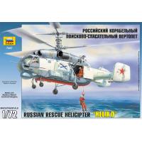упаковка игры Вертолет Ка-27ПС 1:72