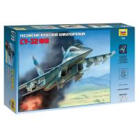 упаковка игры Бомбардировщик Су-32ФН 1:72