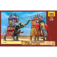 упаковка игры Боевые слоны 1:72