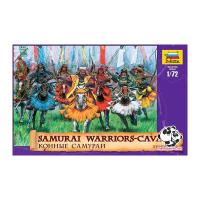 упаковка игры Конные самураи 1:72