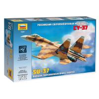 упаковка игры Истребитель Су-37 1:72