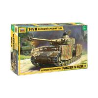 упаковка игры Немецкий средний танк T-IV 1:35