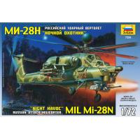 упаковка игры Вертолет Ми-28H 1:72