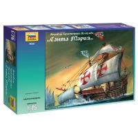 упаковка игры Корабль Санта Мария 1:75