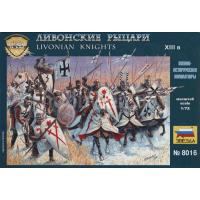 упаковка игры Ливонские рыцари 1:72