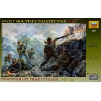 упаковка игры Советские горные стрелки 1:35