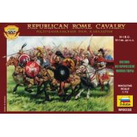 упаковка игры Республиканский Рим Кавалерия 1:72