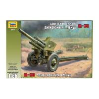 упаковка игры Пушка 122-мм гаубица М-30 1:35