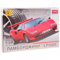 упаковка игры Автомобиль Lamborghini Countach LP500S 1:24