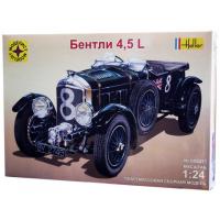 упаковка игры Автомобиль Бентли 4,5L 1:24