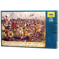 упаковка игры Английская пехота