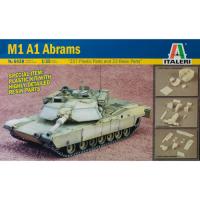 упаковка игры Танк M1 A1 ABRAMS 1:35