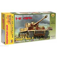 упаковка игры Танк Тигр 1:35 подарочный набор
