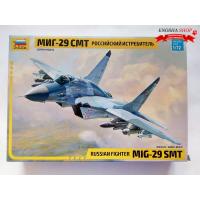упаковка игры МиГ-29 СМТ 1:72