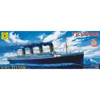 упаковка игры Лайнер Титаник 1:400