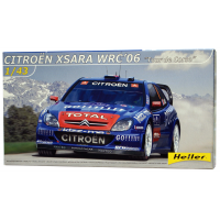 упаковка игры Автомобиль Ситроен XSARA WRC 06 1:43