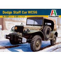 упаковка игры Автомобиль DODGE STAFF CAR WC 56 1:35