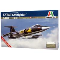 упаковка игры Самолет F-104 G Starfighter 1:72