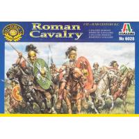 упаковка игры Солдаты ROMAN CAVALRY 1:72