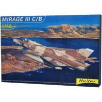 упаковка игры Самолет Мираж III 1:48