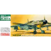 упаковка игры Самолет Messerschmitt Bf109 F-4 1:72