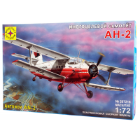 упаковка игры Многоцелевой самолет Ан-2 1:72