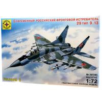 упаковка игры МИГ-29 1:72
