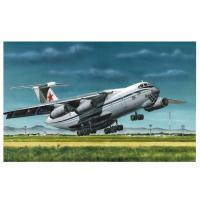 упаковка игры Военно-транспортный самолёт Ил-76 МД 1:144