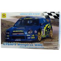упаковка игры Автомобиль Субару Импреза WRC 1:43