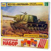 упаковка игры ИСУ-152 подарочный набор 1:35