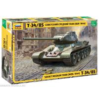 упаковка игры Танк Т-34/85 1:35