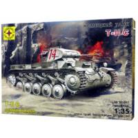упаковка игры Немецкий танк Т II C 1:35