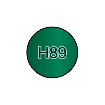 Краска 10мл METALLIC GREEN