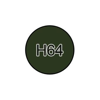 Краска 10мл RLM71 DARK GREEN