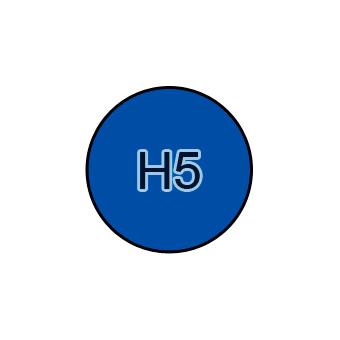 Краска 10мл BLUE