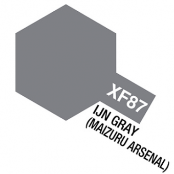 XF-87 IJN Gray (Maizuru A)