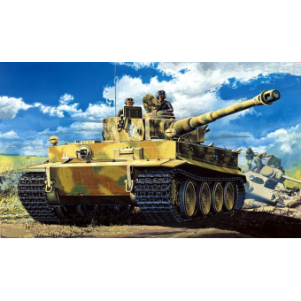 Танк Т-VI Тигр 1:35
