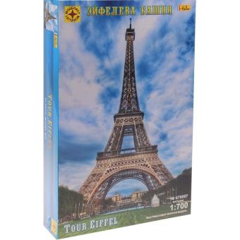 Миниатюра Эйфелева башня 1:700