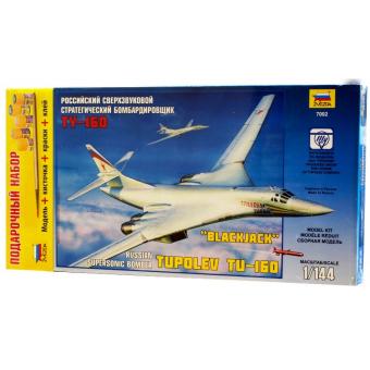 Ту-160 подарочный набор 1:144