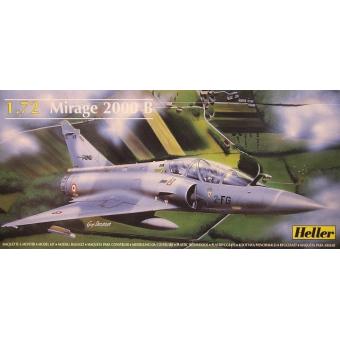 Самолет Мираж 2000 B 1:72