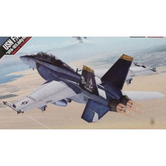 Самолет USN F/A-18F VFA-103 Jolly Rogers  1:72