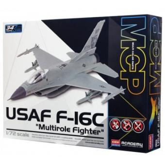 Самолёт USAF F-16C Multirole Fighter 1:72