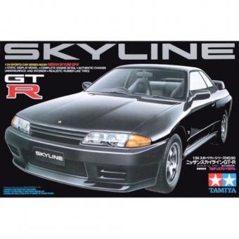 Nissan Skyline GT-R 1:24